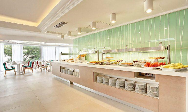 Sensimar Ibiza Beach Resort buffet restaurant gastronomy