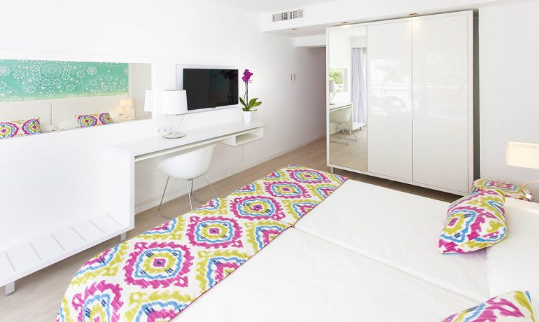 Sensimar Ibiza Beach Resort double room view