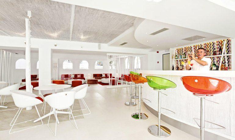 Sensimar Ibiza Beach Resort lounge bar