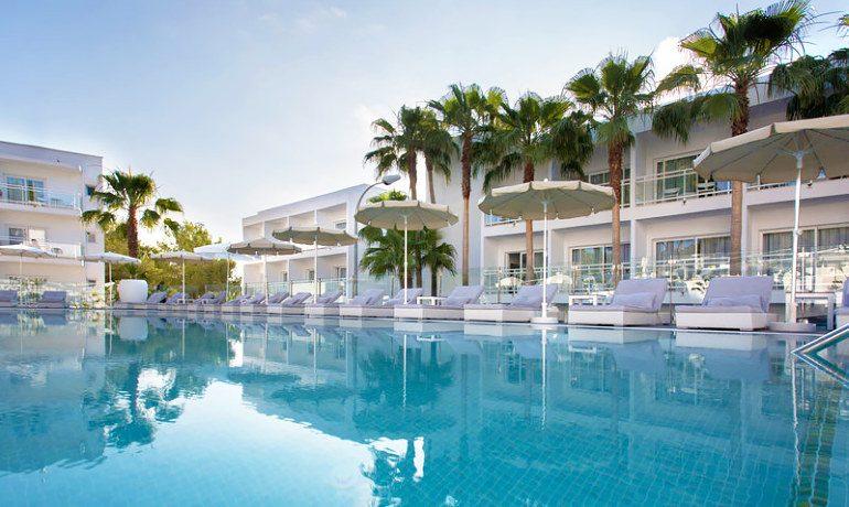 Sensimar Ibiza Beach Resort pool view