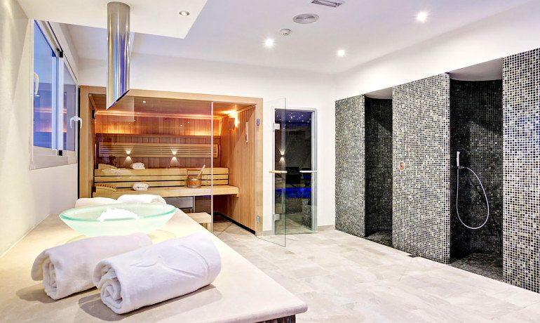 Sensimar Ibiza Beach Resort sauna