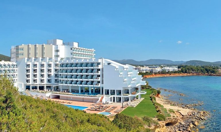 Sol Beach House Ibiza area view