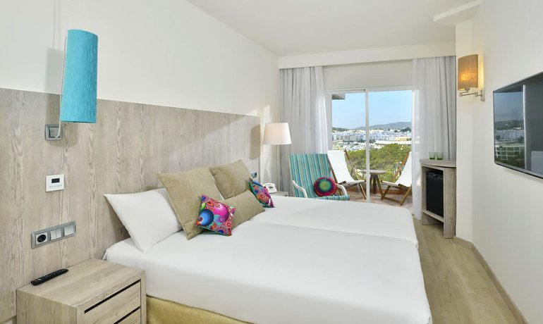 Sol Beach House Ibiza double room