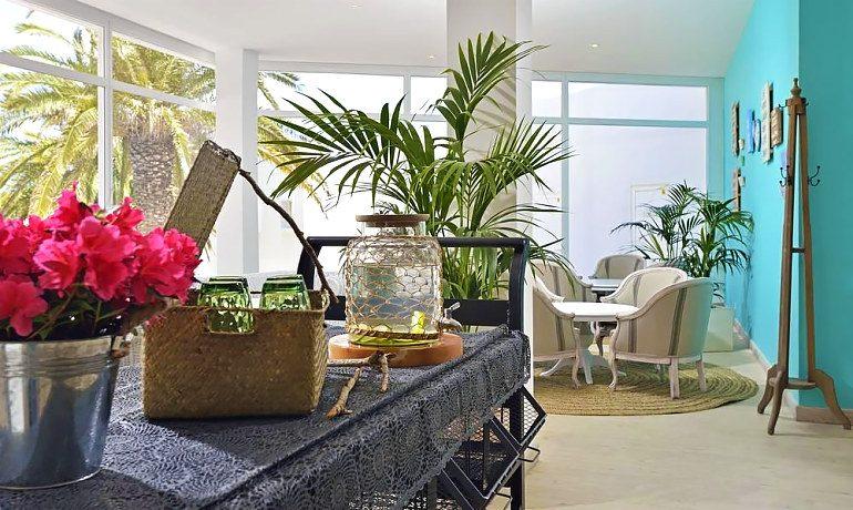 Sol Beach House Ibiza interior
