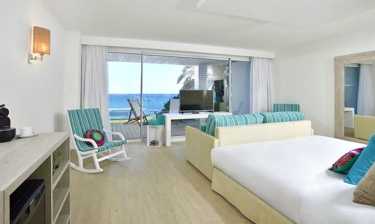 Sol Beach House Ibiza master suite