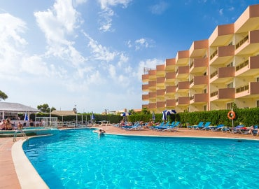 THB Naeco Ibiza Class Adults Only hotel in Spain