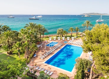 THB Los Molinos Adults Only hotel in Ibiza, Spain
