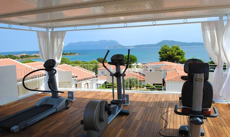 The Pelican Beach Resort Spa fitness