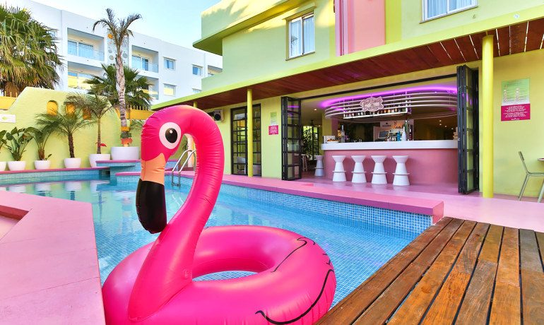 Tropicana Ibiza Coast Suites Flamingo