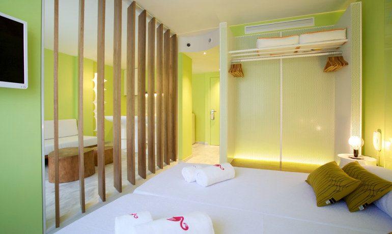 Tropicana Ibiza Coast Suites junior suite