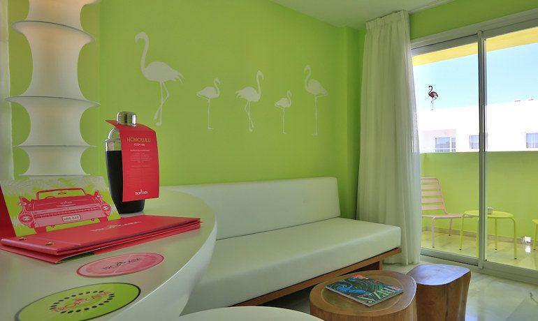 Tropicana Ibiza Coast Suites balcony