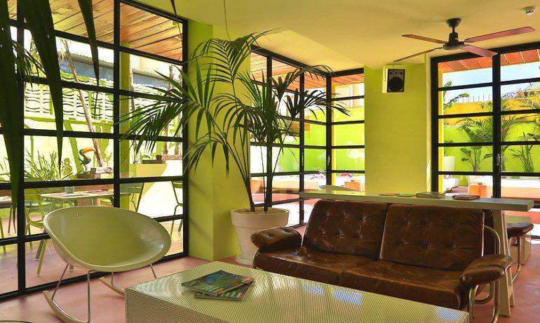 Tropicana Ibiza Coast Suites lobby