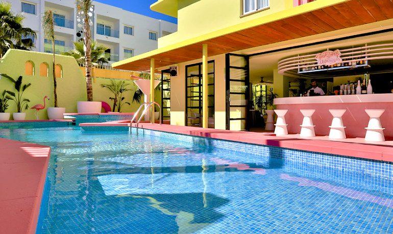 Tropicana Ibiza Coast Suites pool
