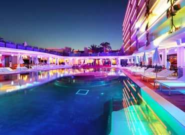 Ushuaia Ibiza Beach Hotel Adults Only in Spain