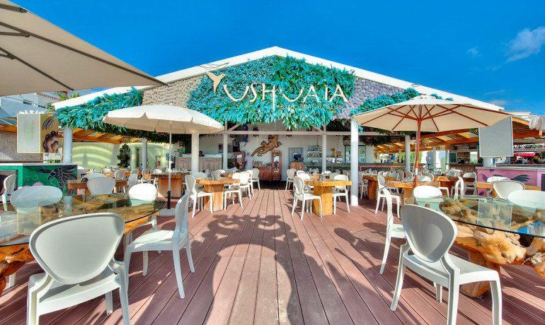 Ushuaia Ibiza Beach Hotel beachclub bar