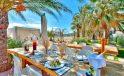 Ushuaia Ibiza Beach Hotel beachclub lunch
