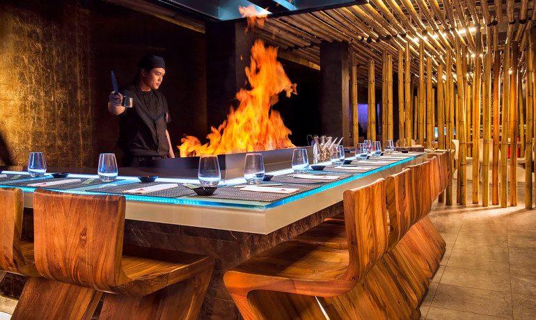 Ushuaia Ibiza Beach Hotel Minami japanese restaurant