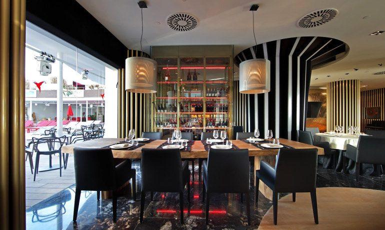 Ushuaia Ibiza Beach Hotel montauk steakhouse restaurant