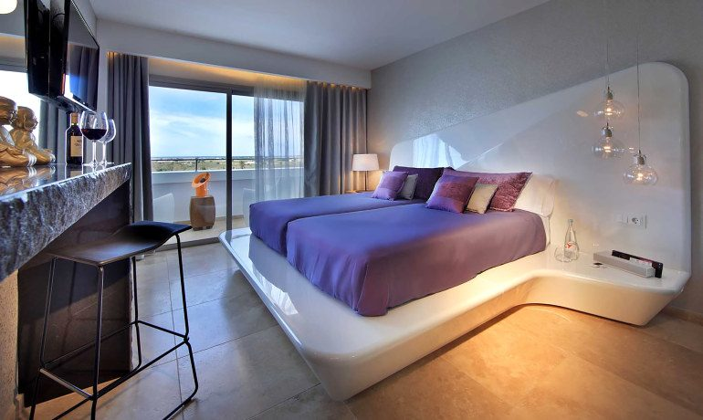 Ushuaia Ibiza Beach Hotel tower superior double room