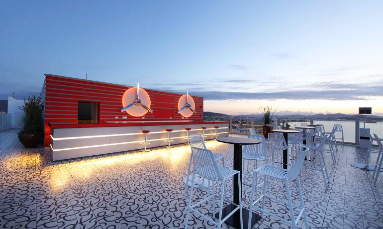 Ushuaia Ibiza Beach Hotel up ibiza sky society lounge