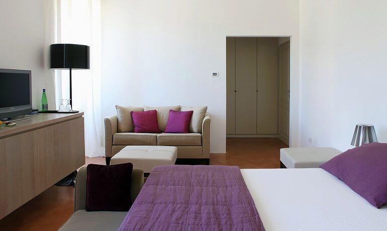 Villa Paola deluxe room