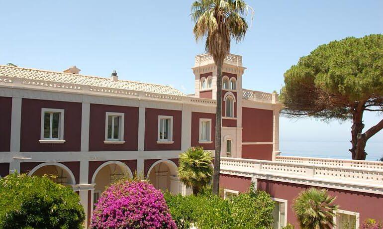 Villa Paola main building