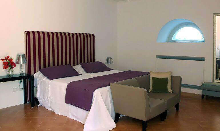 Villa Paola superior room