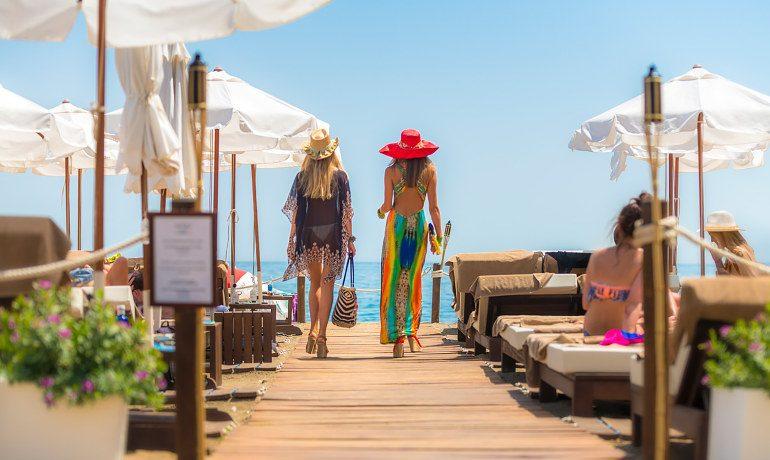 Amare Marbella Beach Hotel guests