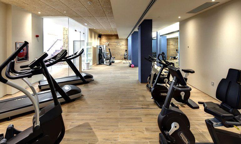 Amare Marbella Beach Hotel gym