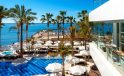 Amare Marbella Beach Hotel pool view