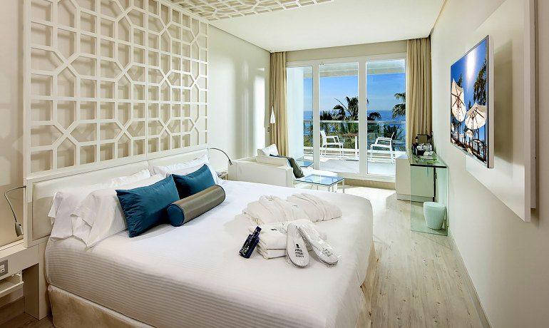Amare Marbella Beach Hotel room oh la la