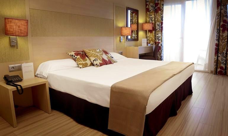 Augusta Club hotel double room