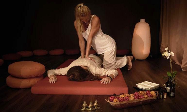 Augusta Club hotel Spa center massage