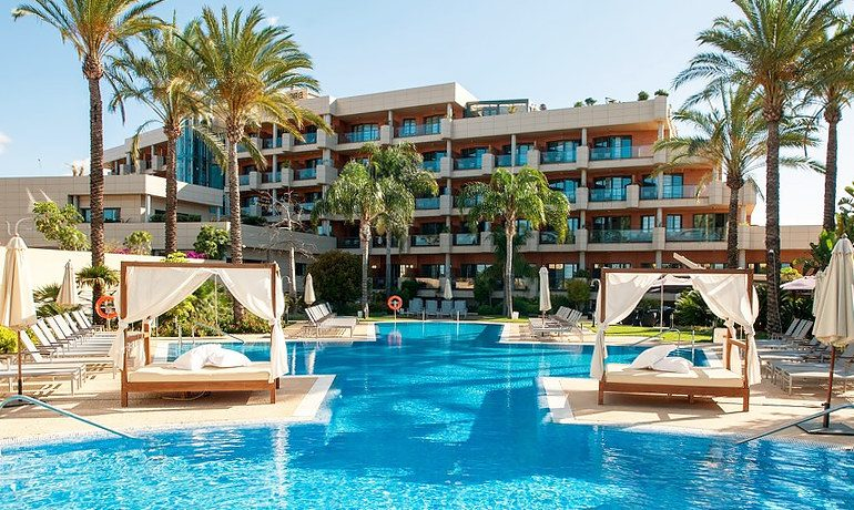 Occidental Estepona Thalasso & Spa general view