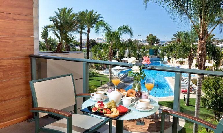 Occidental Estepona Thalasso & Spa room balcony pool view