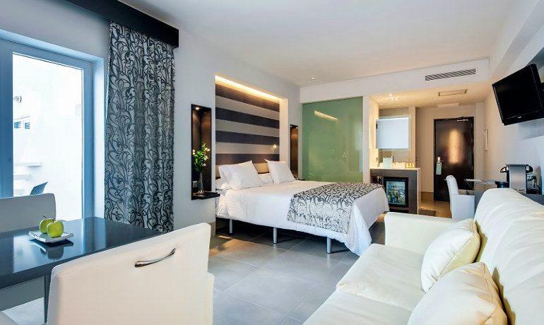Barceló Hamilton Menorca junior suite room