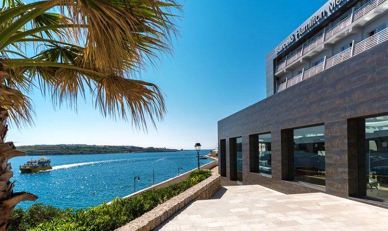 Barceló Hamilton Menorca main building view