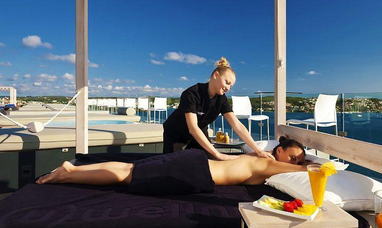 Barceló Hamilton Menorca massage