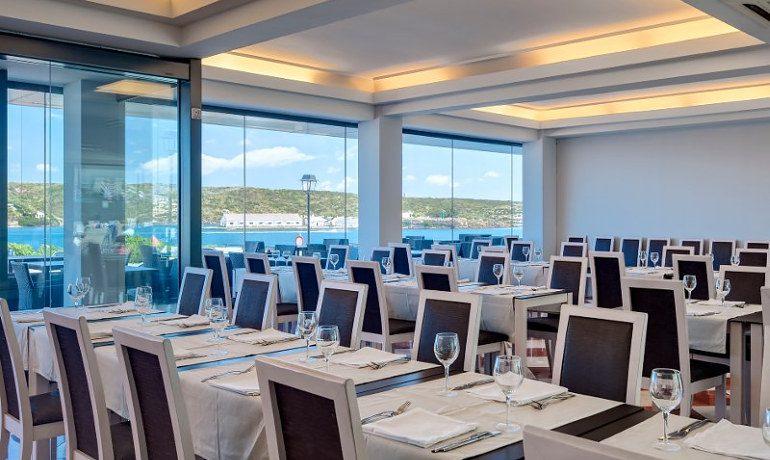 Barceló Hamilton Menorca restaurant