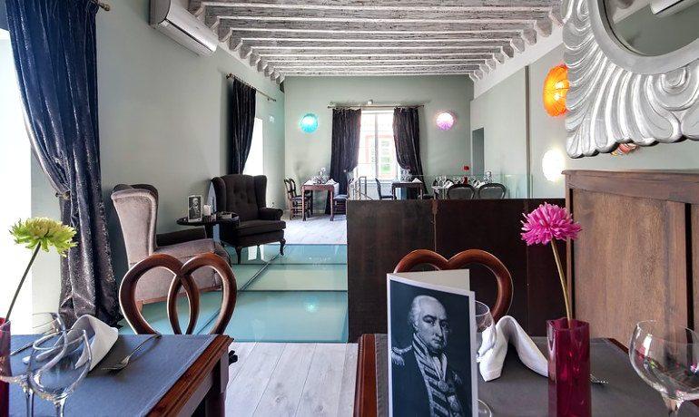 Barceló Hamilton Menorca sa casa restaurant