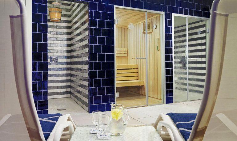 H10 Big Sur sauna