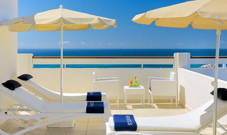 H10 Big Sur suite terrace