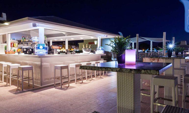 Casas del Lago Hotel bar