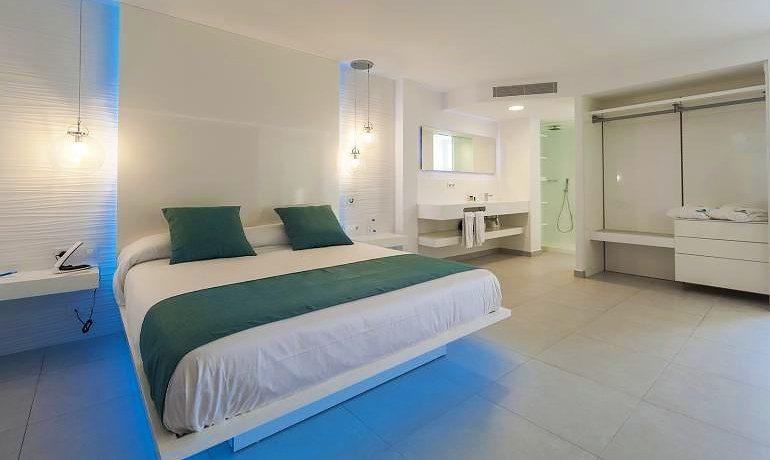 Casas del Lago Hotel cool suite