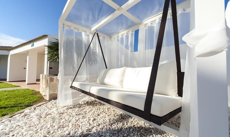 Casas del Lago Hotel hammock