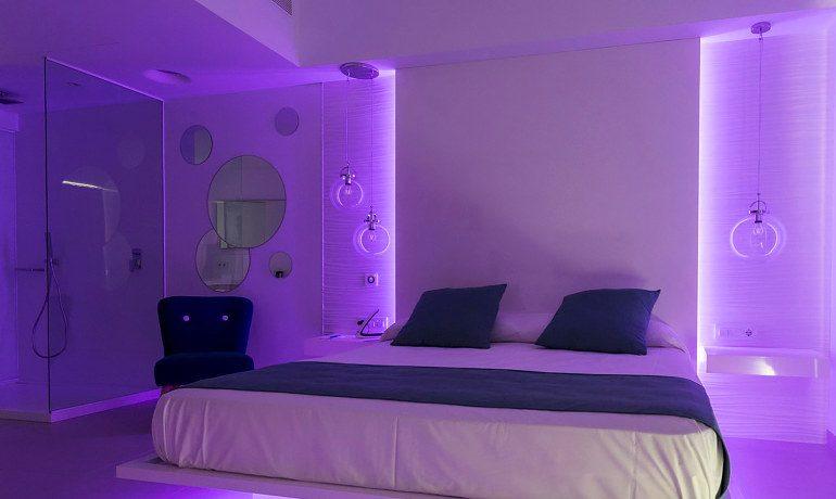 Casas del Lago Hotel harbour cool suite