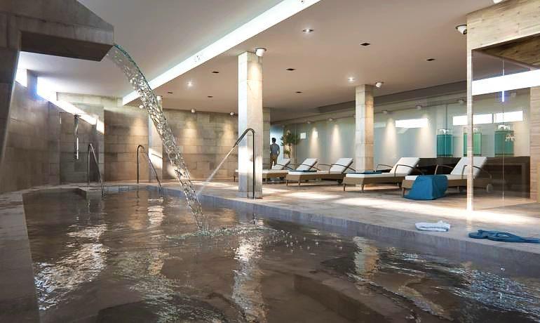 Casas del Lago Hotel indoor pool