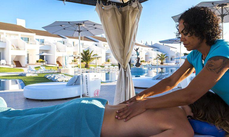 Casas del Lago Hotel massage