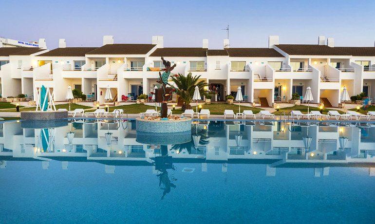 Casas del Lago Hotel pool