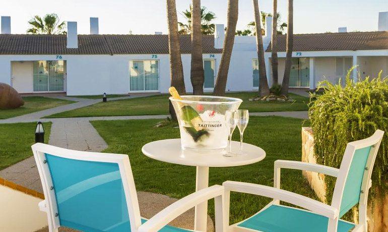 Casas del Lago Hotel suite terrace